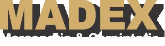 Madex Marcenaria Carpintaria e Esquadrias Logo